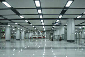 Parkade LED Lighting